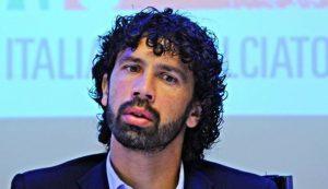 """Damiano Tommasi: """"Calciatori minacciati spesso da propri tifosi"""""""