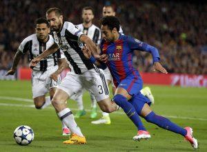 Juventus in semifinale di Champions League, Barcellona eliminato