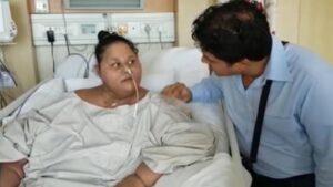 """YOUTUBE Eman, la donna più grassa al mondo, ha perso 250 kg. La sorella: """"Ma sta malissimo"""""""