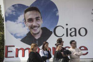 Emanuele Morganti, gli assassini gettarono 200 euro sul suo corpo agonizzante