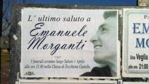 """Funerale Emanuele Morganti, la madre: """"Non ha trovato buon samaritano"""" VIDEO"""