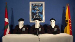 Spagna, Eta si arrende: consegnerà le armi sabato 8 aprile