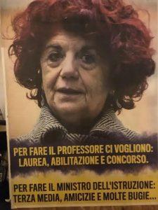 """VIDEO YOUTUBE. Valeria Fedeli chiede: """"Mi chiami ministra"""" e il """"giornalisto"""""""