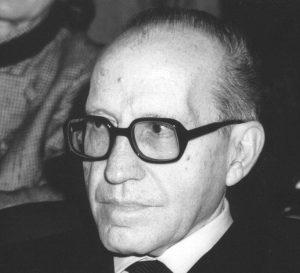 Federico Caffè, il professore scomparso 30 anni fa come Ettore Majorana