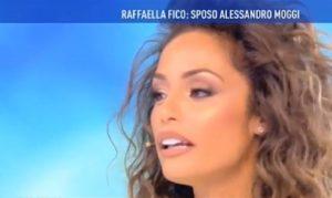 """Raffaella Fico ospite da Barbara D'Urso: """"Io e Alessandro Moggi ci sposeremo"""""""
