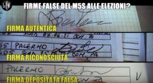 M5s, firme false Palermo: chiesto processo per i deputati Nuti, Di Vita e Mannino