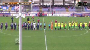 Fondi-Messina Sportube: streaming diretta live, ecco come vedere la partita