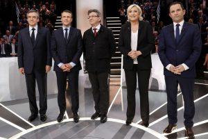 Francia: 4 candidati in 4 punti percentuali. Guida al voto più importante d'Europa