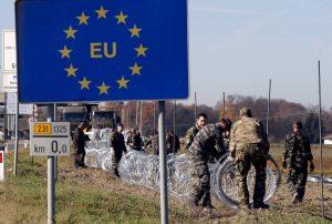 Frontiere chiuse e controlli sistematici in Europa: a rischio i viaggi in Croazia dal 7 aprile