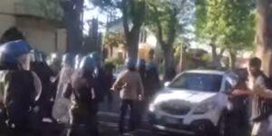 YOUTUBE G7 Lucca, scontri tra polizia e manifestanti: almeno 6 feriti