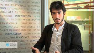Gabriele Del Grande, giornalista italiano fermato in Turchia al confine con la Siria