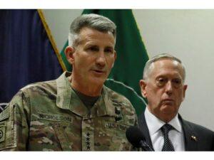 """Afghanistan, generale Usa accusa: """"Russia fornisce soldi e armi ai Talebani"""""""