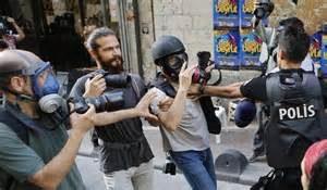 Giornalisti in Turchia