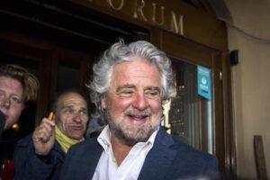 """Beppe Grillo contro Reporter senza Frontiere: """"Sarei io il problema della libertà di stampa in Italia?"""""""