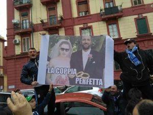 """Gonzalo Higuain e Lapo Elkann...""""coppia perfetta"""" FOTO Ironia dei tifosi del Napoli"""