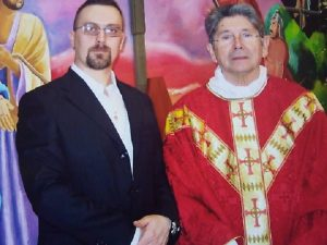 """Igor Vaclavic, don Bentivoglio: """"Lo battezzai in carcere, era un detenuto modello"""""""