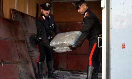 Ozzano: carabinieri cercano Norbert Feher, trovano quintali di droga