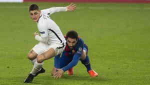 Calciomercato, contatto Verratti-Barcellona: sfuma la pista Juventus