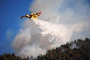 Imperia. Escursionista si perde e accende un fuoco per scaldarsi: incendio distrugge ettari di bosco