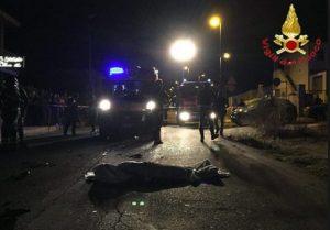 Foggia, Nunzio Dicembrino e Lucia Trotta travolti e uccisi mentre attraversavano la strada