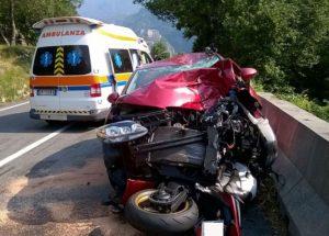 Pietro Bottino, ultras Genoa morto in incidente in moto su A26 su Gravellona Toce