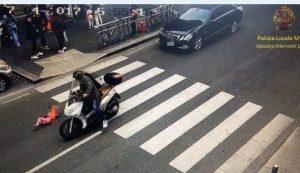 Milano, investe bimba di 4 anni e scappa: preso imprenditore di 65 anni