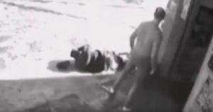 YOUTUBE Mosse di judo contro vandali ubriachi: così un negoziante si vendica