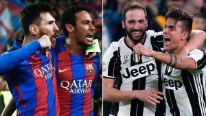Juventus-Barcellona: andata e ritorno in chiaro su Canale5. Mediaset punta al boom di ascolti