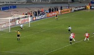 YOUTUBE Juventus-Monaco 1998 4-1 e 2-3 VIDEO highlights precedenti