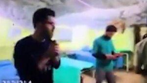 YOUTUBE Siria, una bomba colpisce l'ospedale dove curavano le vittime del gas