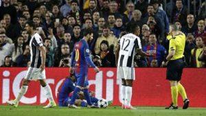 Sami Khedira squalificato: ammonito col Barcellona, salta la semifinale di andata