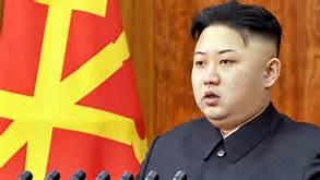 Il leader nordcoreano Kim-Jong un