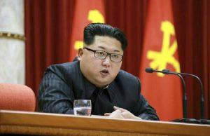 Kim Jong-un (foto Ansa)