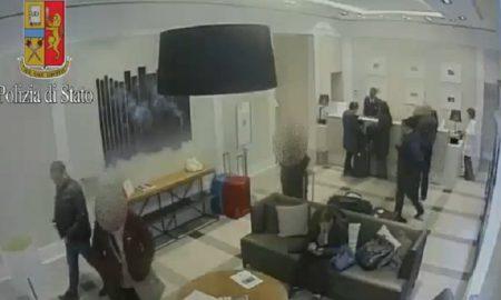 Ecco come ti fregano i bagagli in hotel