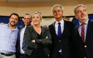 Olanda, Francia, Germania...l'anti sistema lo ferma (forse) il centro. In Italia no