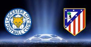 Leicester-Atletico Madrid streaming, dove vederla in diretta