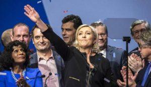 Parigi, Le Pen ultima con solo il 5%. Come due secoli e mezzo fa