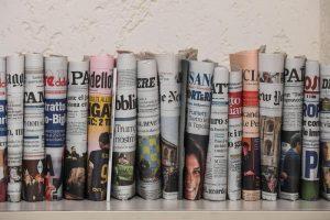 Libertà di stampa: l'Italia risale...nonostante Beppe Grillo. Classifica Rsf