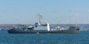 Turchia, nave da guerra russa si scontra con un cargo: 15 soldati dispersi