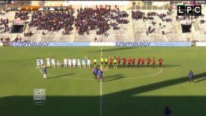 Lucchese-Carrarese Sportube streaming diretta live, ecco come vedere la partita