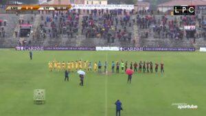 Lucchese-Racing Roma Sportube streaming diretta live, ecco come vedere la partita