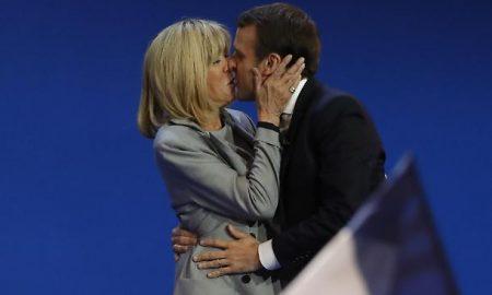 "Elezioni Francia: Macron ""toy boy"" e Brigitte ""cougar"", bufera sui tabloid inglesi"