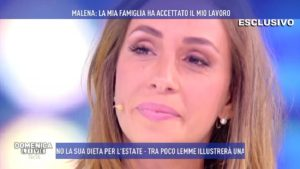 """Malena la Pugliese da Barbara D'Urso: """"Rinnegata da mio padre dopo la scelta..."""""""