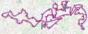 Maratona di Roma 2 aprile: percorso, strade chiuse e bus deviati