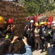 G7: Maria Elena Boschi visita i cantieri a Taormina