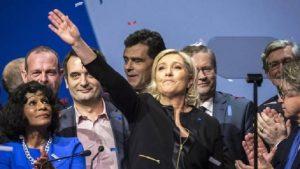 Marine Le Pen (foto Ansa)