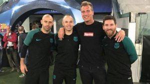 Maxi Lopez da Messi e Mascherano. Nuovo patto contro Icardi?
