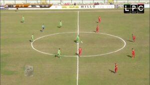 Messina-Melfi Sportube: streaming diretta live, ecco come vedere la partita