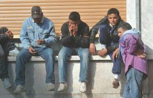 """Spotorno. Mamme contro i migranti ai giardinetti: """"Intimidiscono i nostri bambini"""""""