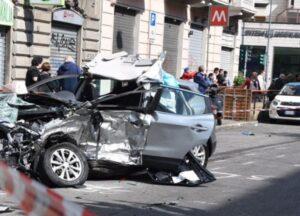 Livio Chiericati muore dopo schianto frontale a Milano, arrestato pirata della strada
